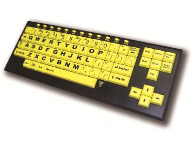 Keyboards for seniors
